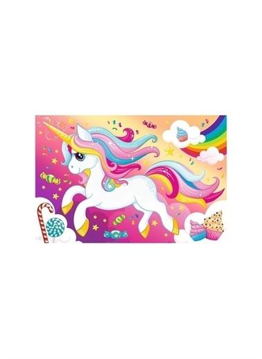 Art Puzzle Art Puzzle Beautiful Unicorn 100 Parça Puzzle Renksiz